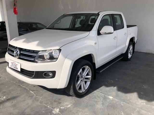 AMAROK 2015/2016 2.0 HIGHLINE 4X4 CD 16V TURBO INTERCOOLER DIESEL 4P AUTOMÁTICO - Foto 4
