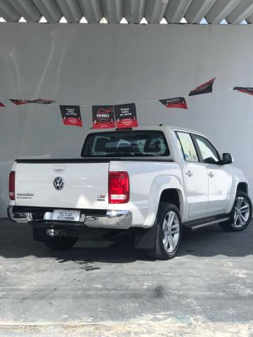 AMAROK 2015/2016 2.0 HIGHLINE 4X4 CD 16V TURBO INTERCOOLER DIESEL 4P AUTOMÁTICO - Foto 5
