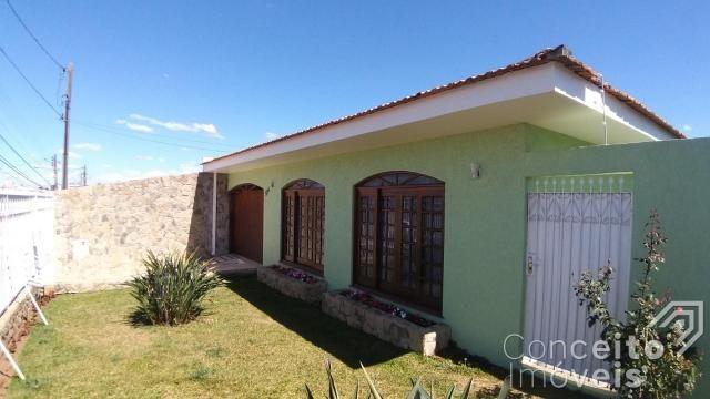 Casa à venda com 3 dormitórios em Jardim carvalho, Ponta grossa cod:393032.001 - Foto 2