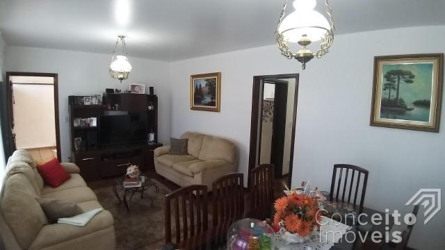 Casa à venda com 3 dormitórios em Jardim carvalho, Ponta grossa cod:393032.001 - Foto 4