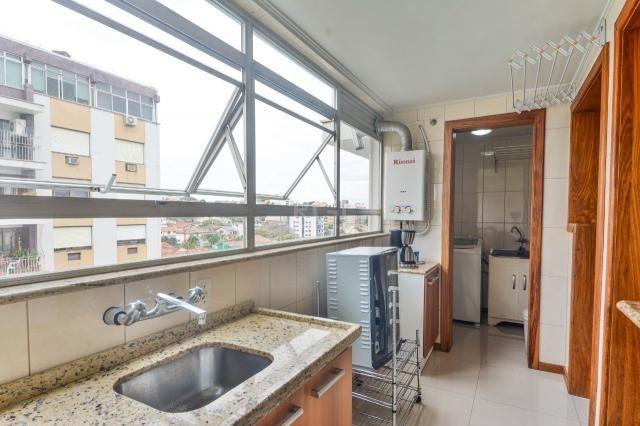 Apartamento à venda com 3 dormitórios em Jardim lindóia, Porto alegre cod:KO13610 - Foto 18