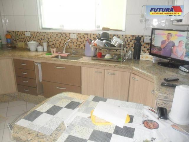 Apartamento com 3 dormitórios à venda, 127 m² por R$ 395.000,00 - Gonzaguinha - São Vicent - Foto 11