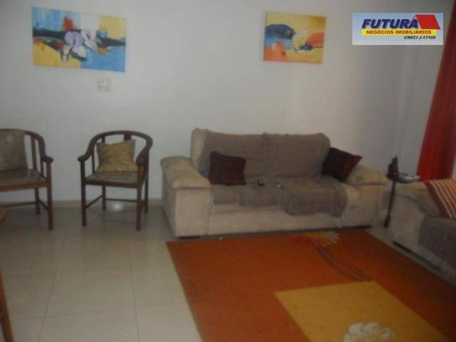 Apartamento com 3 dormitórios à venda, 127 m² por R$ 395.000,00 - Gonzaguinha - São Vicent - Foto 6