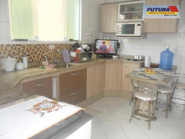 Apartamento com 3 dormitórios à venda, 127 m² por R$ 395.000,00 - Gonzaguinha - São Vicent - Foto 10