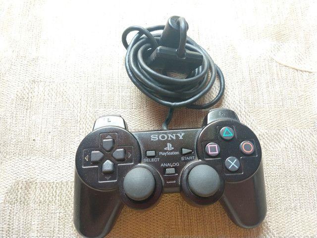 PS2 SLIM OU TROCO EM PS3 SUPER SLIM  - Foto 4
