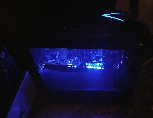 PC Gamer i7 16gb ram ssd 500gb gtx 1050ti 4gb - Foto 2