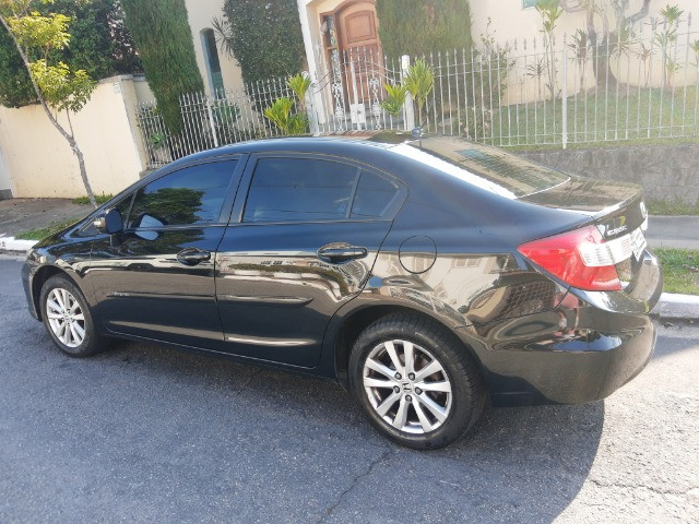 Honda Civic LXL 1.8 Automático 2012 - Foto 19