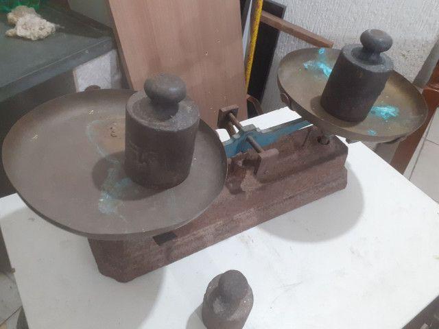 Balança  analítica  para   laboratórios   mecanica substituí  falta   de   energia  - Foto 4