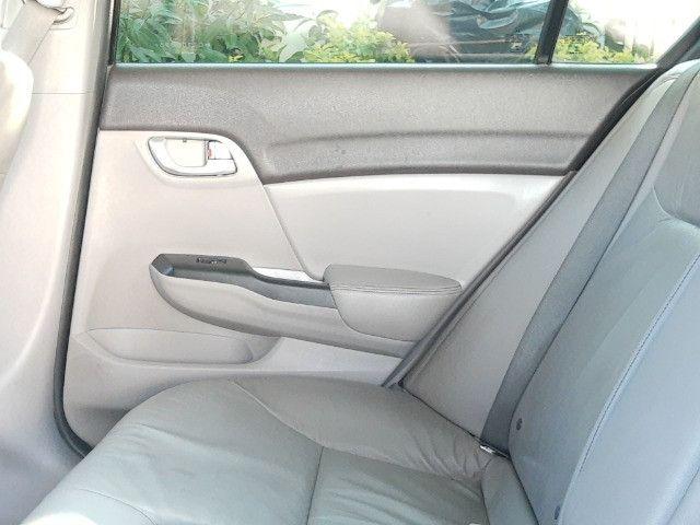 Honda Civic LXL 1.8 Automático 2012 - Foto 2