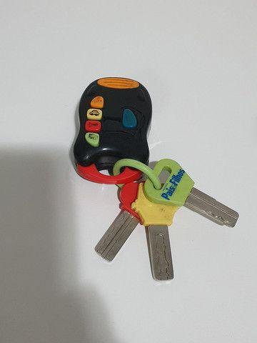 Brinquedo Chave de carro