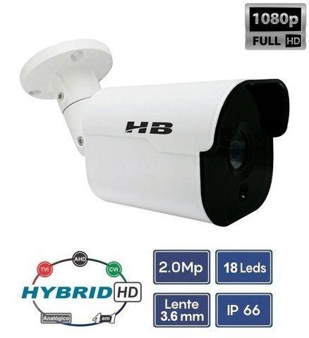 Câmera hb tech câmera híbrida