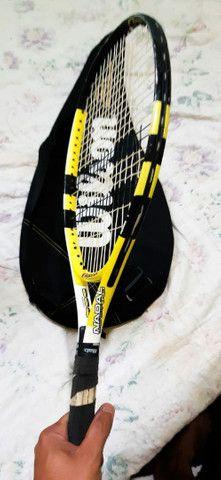 Três raquetes de tênis 350 reais  - Foto 2