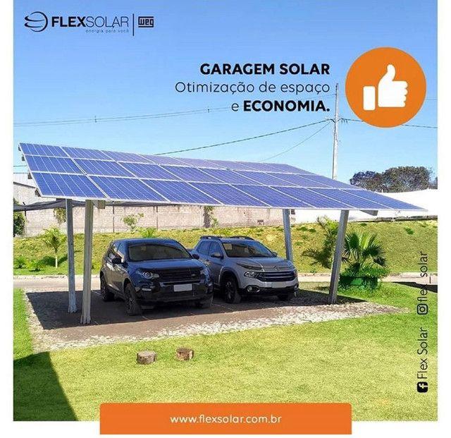 Energia fotovoltaica - deixe o sol trabalhar para você economizar!  - Foto 3