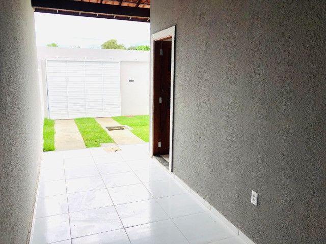 DP casa nova com 2 quartos 2 banheiros a 10 minutos de messejana - Foto 3
