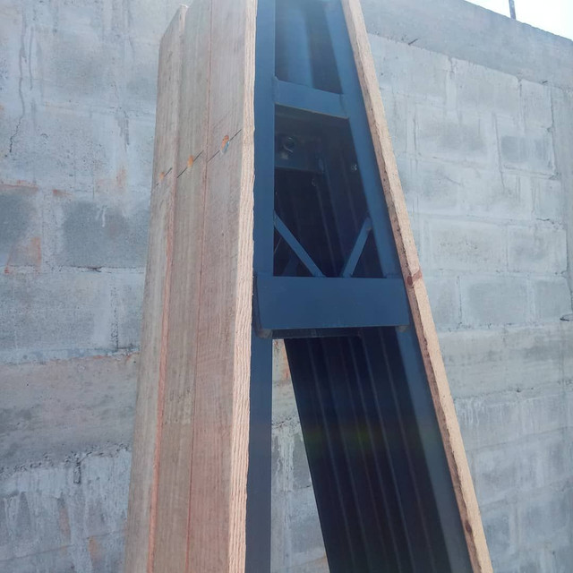 Barrotes de Ferro / Cavaletes comuns e de lança - Foto 4