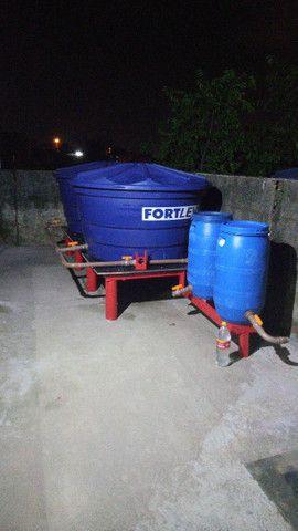 Sistema de criação de peixe. - Foto 2
