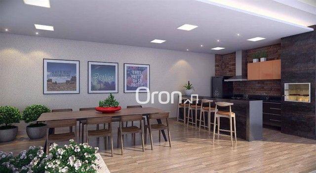 Apartamento com 3 dormitórios à venda, 76 m² por R$ 430.000,00 - Jardim Europa - Goiânia/G - Foto 9