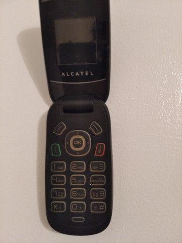 Celular Alcatel ideal para idosos - Foto 3
