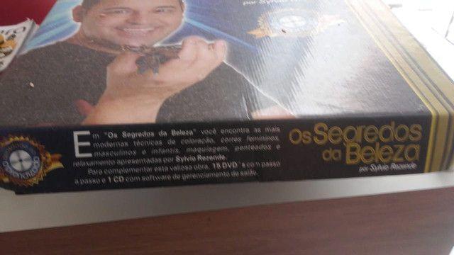 Coleção de cds e dvds de beleza.  - Foto 5