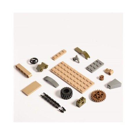 Brinquedos Blocos De Montar Diversão Infantil Lego - Foto 4
