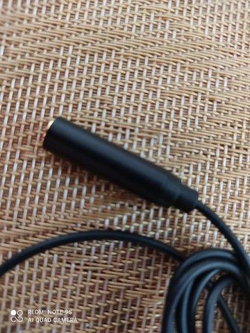 MICROFONE LAPELA PROFISSIONAL - Foto 4