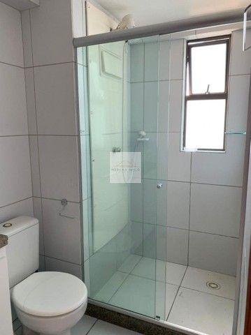 Edf. Ada Melo, Boa Viagem/ 02 quartos, sendo 01 Suíte/70M²/Andar Alto/Mobiliado/Tx inc... - Foto 10