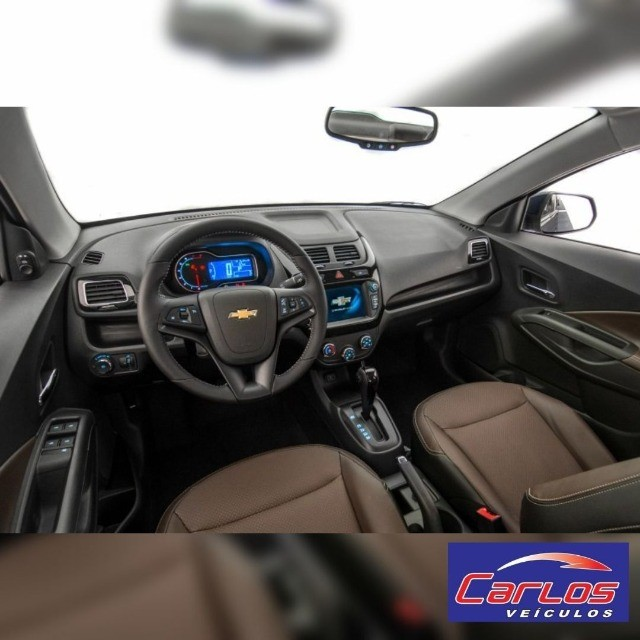Chevrolet Cobalt 2019 Elite Automático 1.8 - Foto 5
