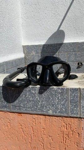 Arbalete, Roupa Neoprene, Nadadeira, Boia, Máscara - Foto 4