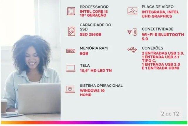 Notebook Acer Aspire 5 A515-55-592C Intel Core i5 - 8GB 256GB SSD 15,6? LED Windows 10<br>. - Foto 6