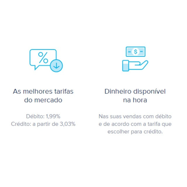 Maquininha De Cartão Point Mini Pronta Entrega Whatsapp * - Foto 4