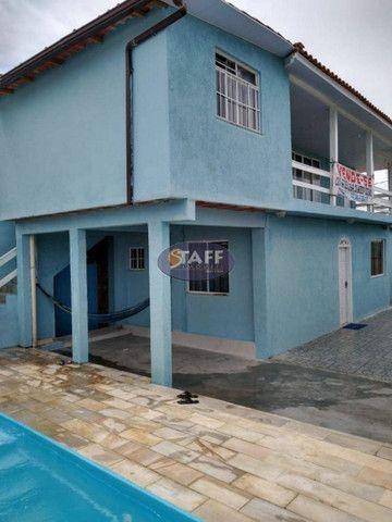 OX2-Casa com 3 quartos, 160 m², à venda por R$ 350.000 Unamar - Cabo Frio/RJ - Foto 2