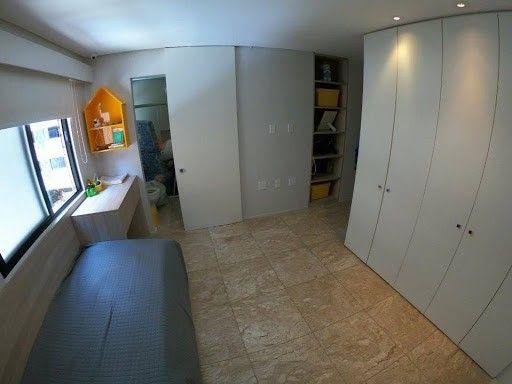 Apartamento com 3 dormitórios à venda, 145 m² por R$ 800.000,00 - Ponta Verde - Maceió/AL - Foto 5