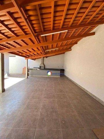 Casa com 3 dormitórios à venda, 215 m² por R$ 830.000 - Jardim Europa - Goiânia/GO - Foto 11