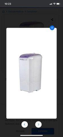 Lavadora De Roupas Wanke Pietra 8,5 KG