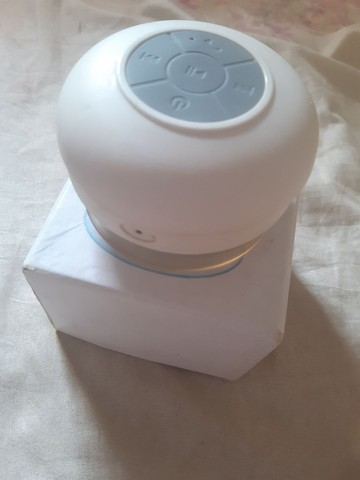 Caixa de som à prova d'água Bluetooth - Foto 2