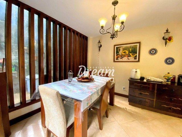Casa com 4 dormitórios à venda, 117 m² por R$ 600.000,00 - Alto - Teresópolis/RJ - Foto 6