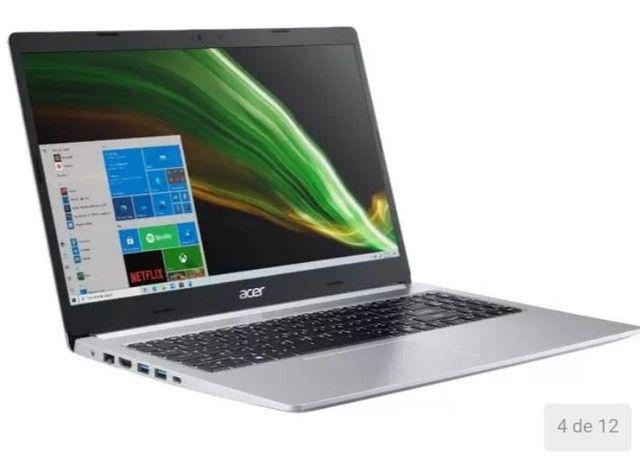 Notebook Acer Aspire 5 A515-55-592C Intel Core i5 - 8GB 256GB SSD 15,6? LED Windows 10<br>. - Foto 4