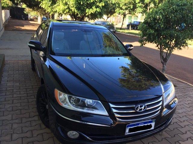 Azera 2011 3.3 V6 265cv C/ Teto solar R$:42.900  * - Foto 3