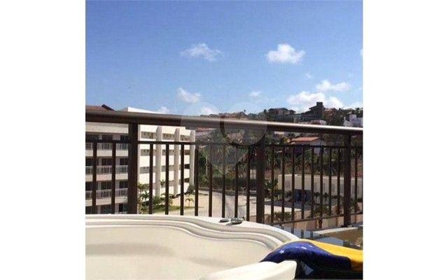 Apartamento à venda com 3 dormitórios em Porto das dunas, Aquiraz cod:31-IM208115 - Foto 17