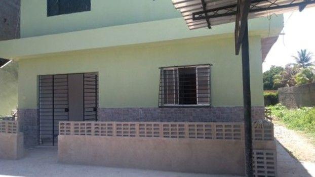 Vendo duas casas com ponto comercial em construção em Jardim piedade