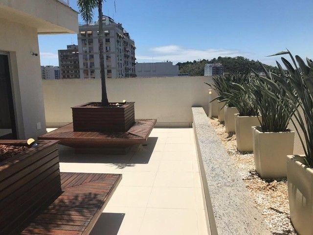 Sala para alugar com vaga. Piso em GRANITO,, 30 m² por R$ 1.200/mês - Icaraí - Niterói/RJ - Foto 8