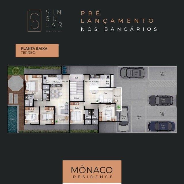Apartamento nos Bancários com 2/3 quartos e varanda. Pronto para morar  - Foto 4