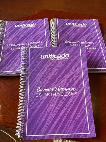 Livros Cursinho UNIFICADO - Foto 6