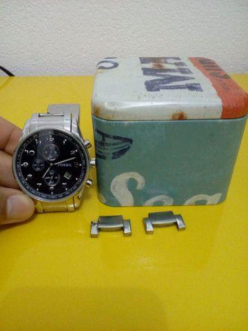 Vendo meu relógio Fóssil - Foto 4