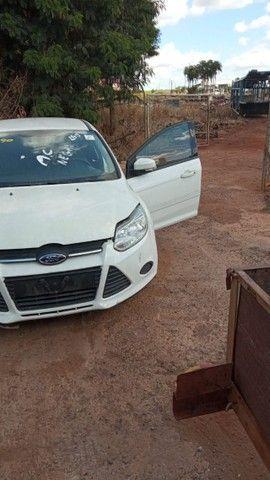 Ford Focus 2013 Revisado Bom Para Peças - Foto 6