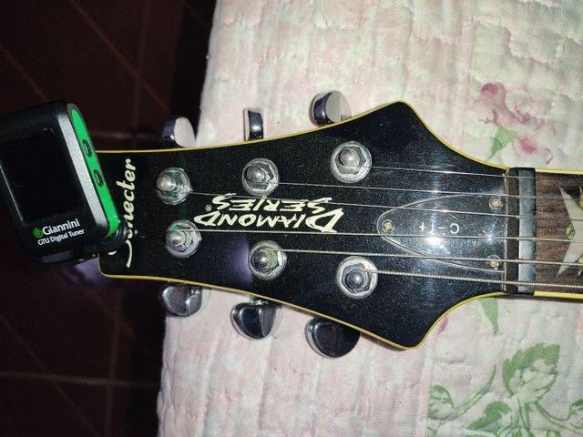 Guitarra Schecter C1+ - Foto 5