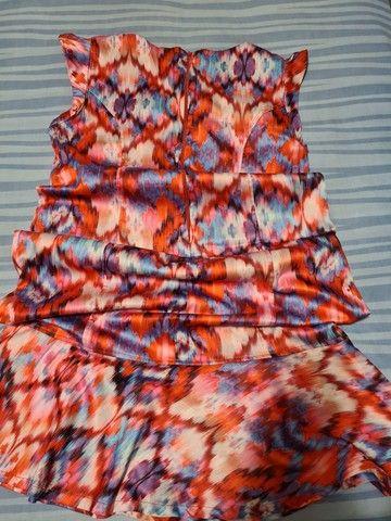 Vestido Estampado - Foto 4