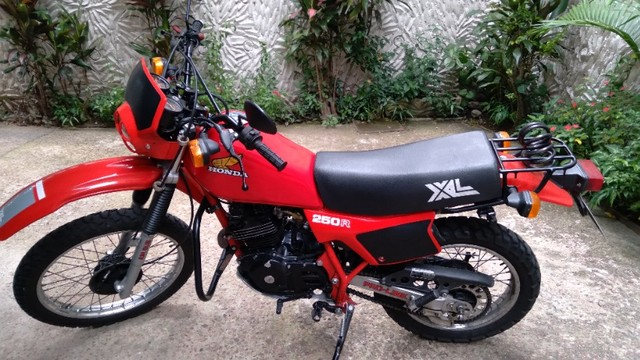 Xl 250 R - Foto 2