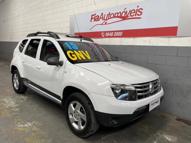 Renault Duster 1.6 4x2 Completo 2015