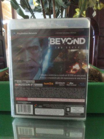 Jogo em Português (Lacrado) Beyond Two Souls 50,00 (Menor Preço) - Foto 2